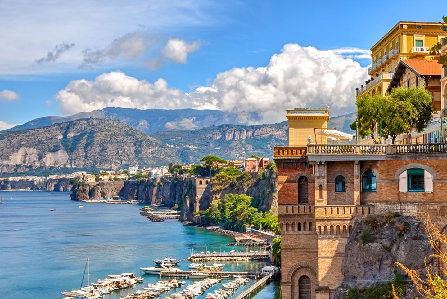 Sirens of Sorrento - Fitness and Culinary Retreat