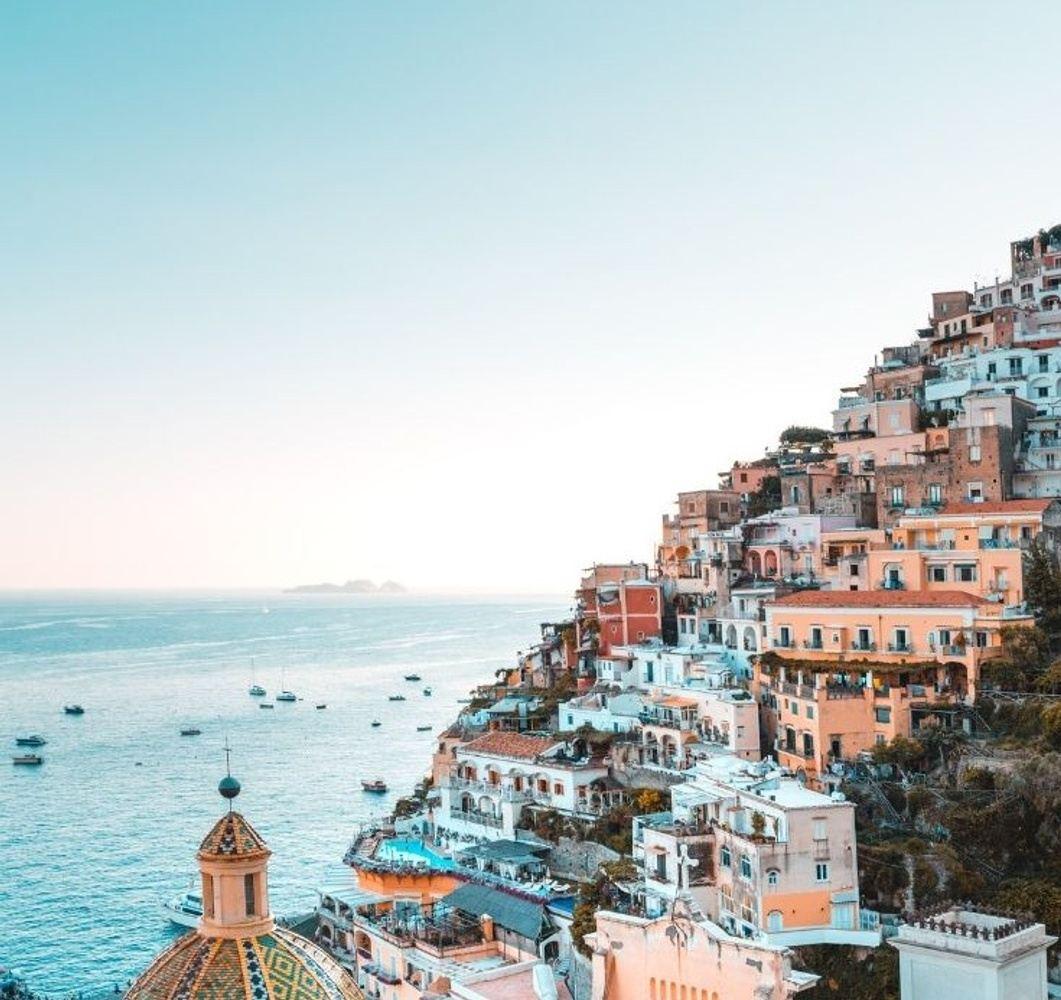 BLOGGER VOYAGE | POSITANO, ITALY