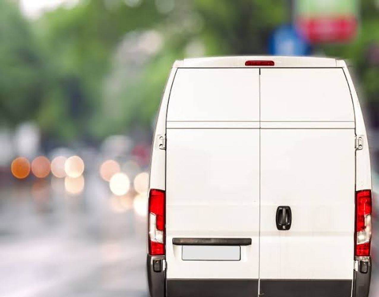 What are the top van-based franchises in the UK?