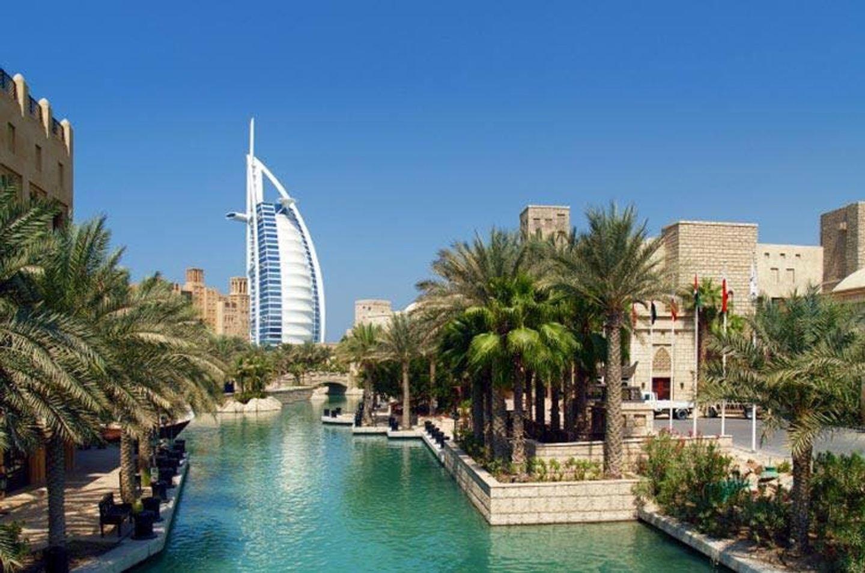 Lady Leisure Travel presents Dubai