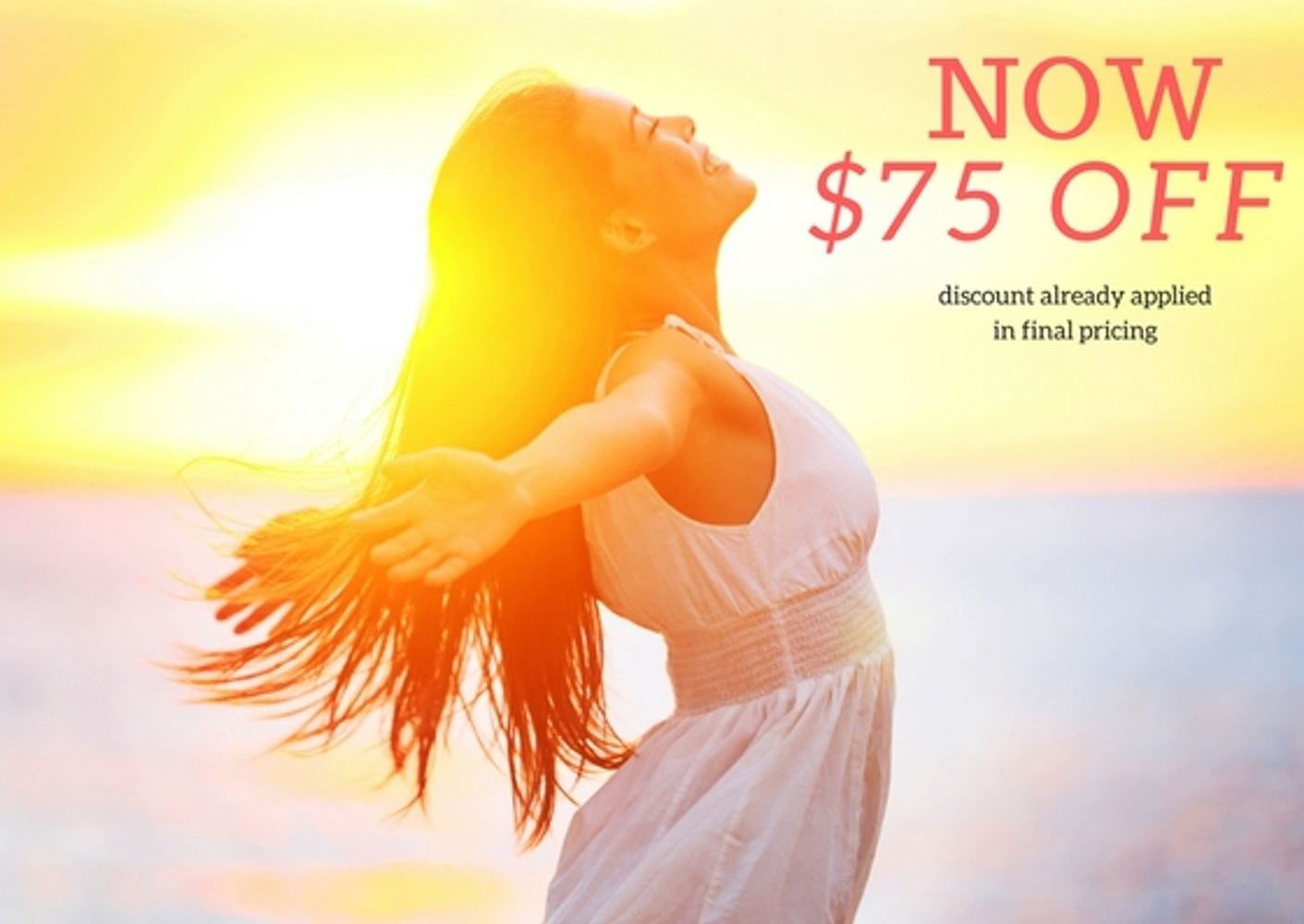 Spring Renewal Retreat - now $75 OFF!
