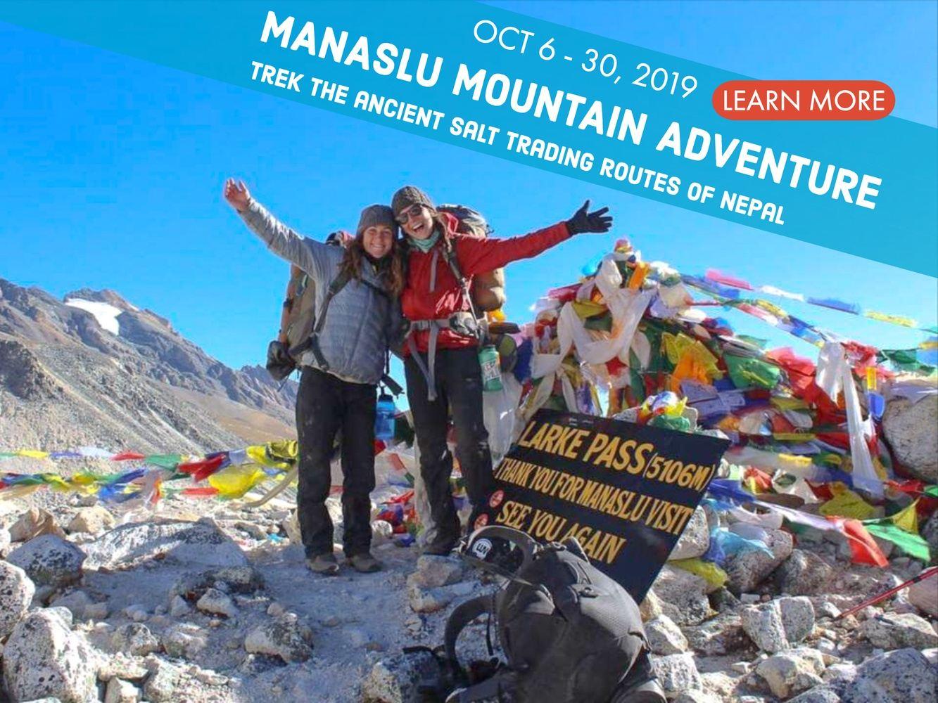 21 Day Manaslu Experience