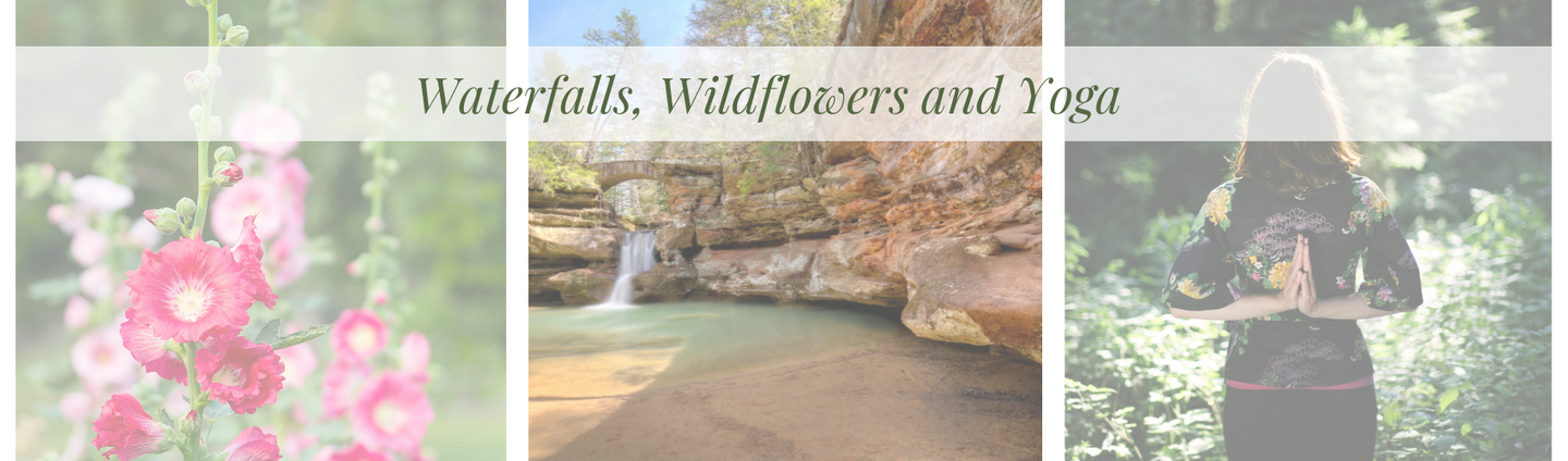 Waterfalls, Wildflowers, and Yoga at Hocking Hills State Park