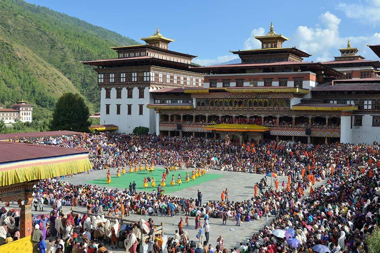 Thimphu Tsechu (Festival)