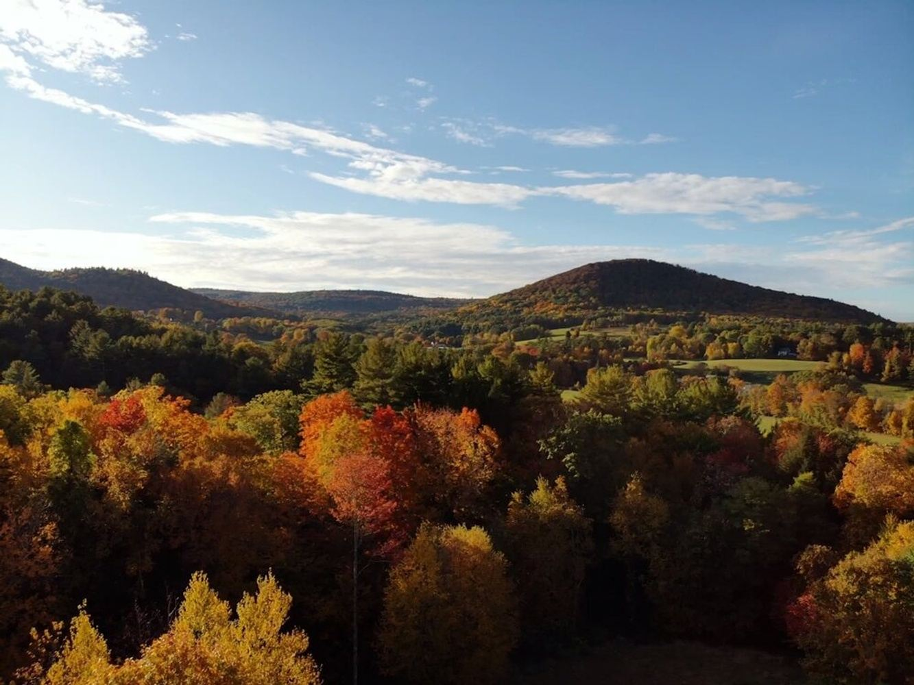 Autumnal Yoga Retreat with Susan and Judy in Beautiful Brattleboro, VT