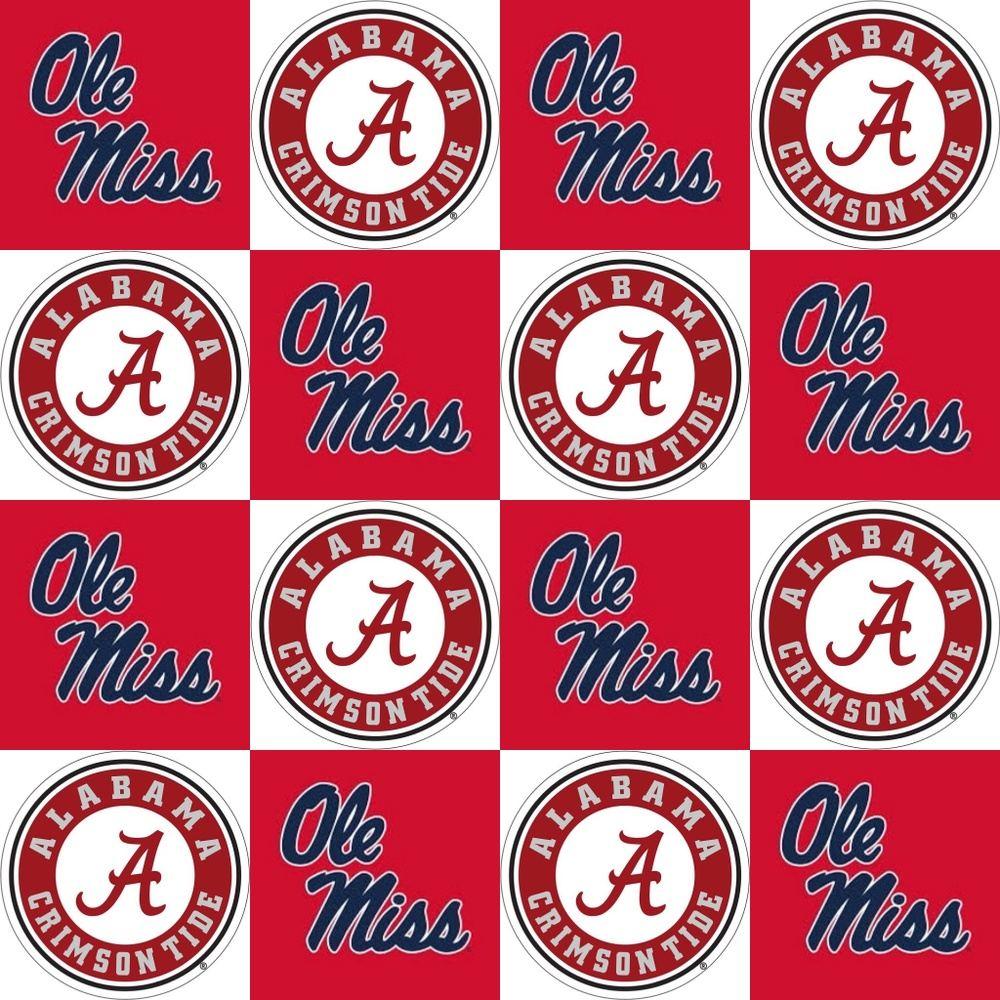 Alabama Crimson Tide vs Ole Miss Rebels Land Package