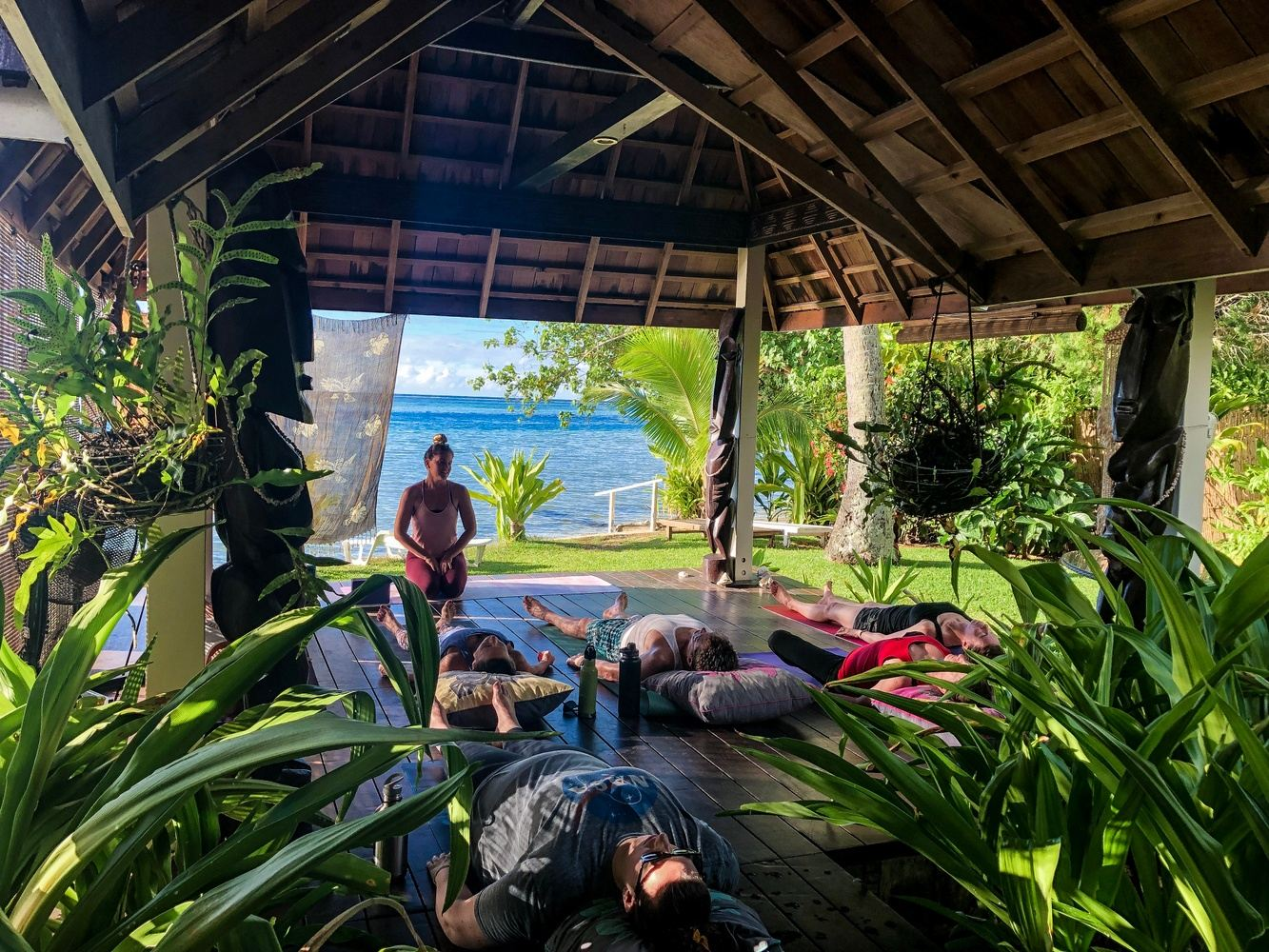 Polynesian Paradise: Ayurveda & Yoga Retreat