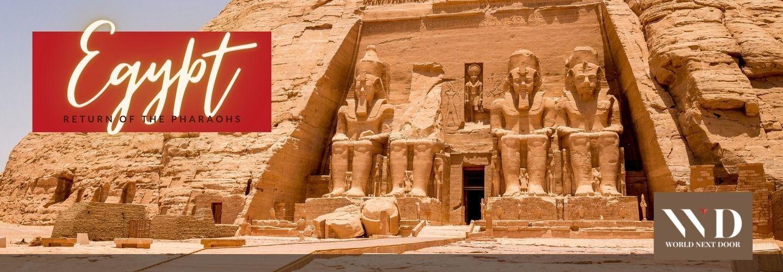 World Next Door Return of the Pharaohs