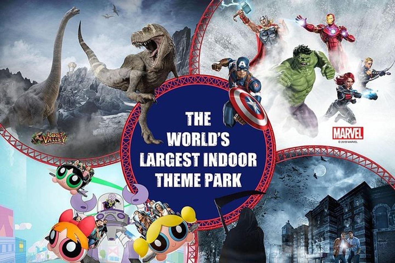 IMG world Tickets