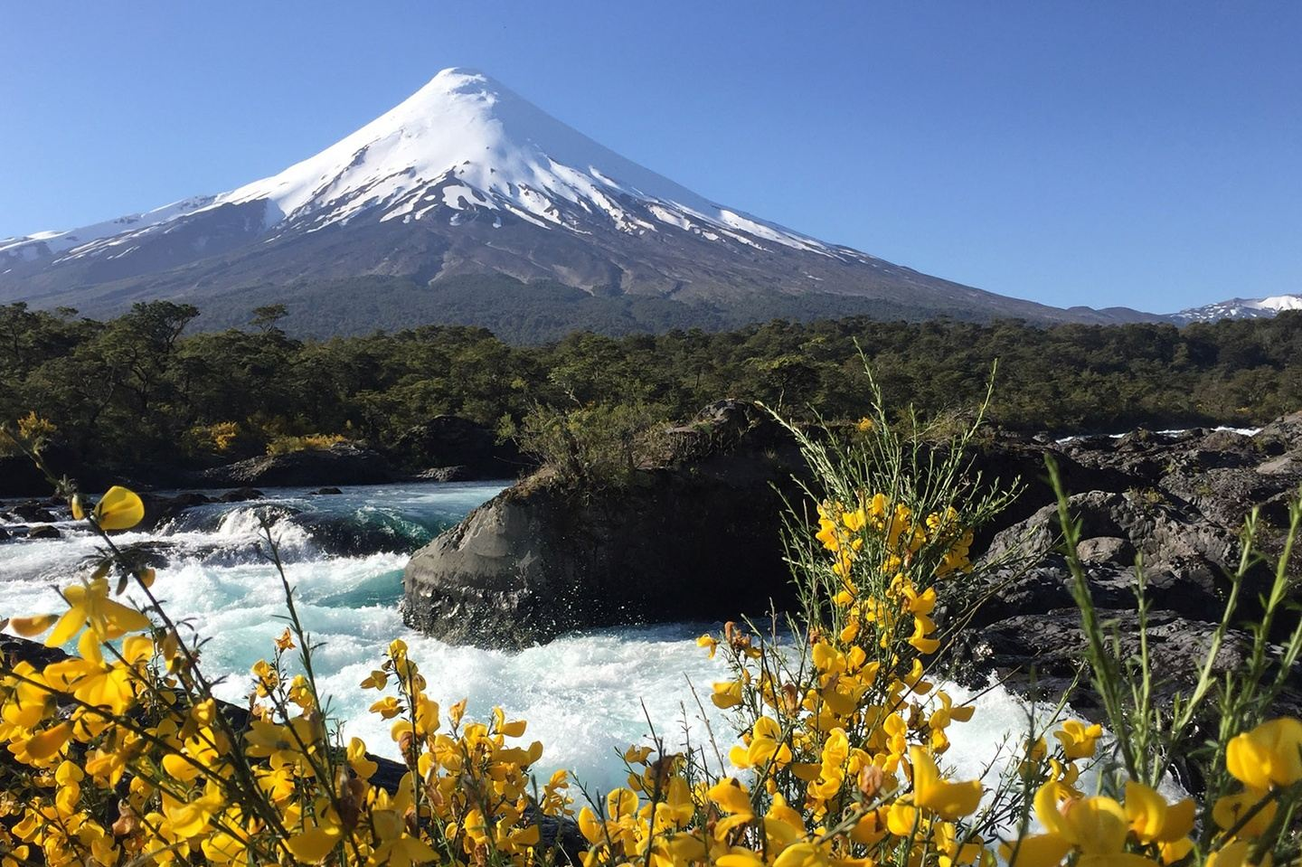 CHILE: Route of the Parks of Patagonia