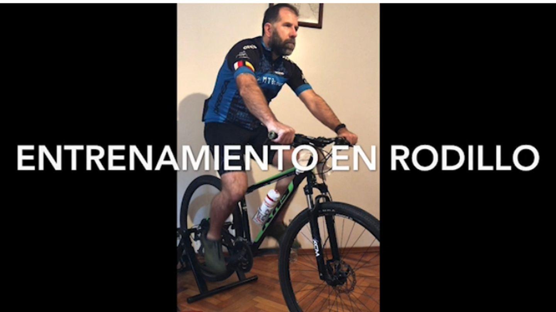 Clases de entrenamiento en rodillo y bici fija