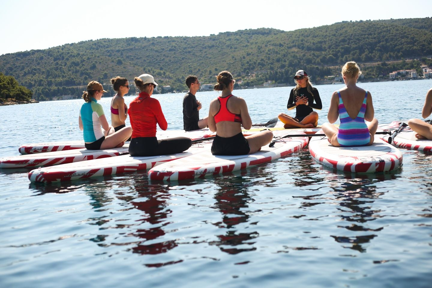 SUP Yoga Retreat  - May 23-30th