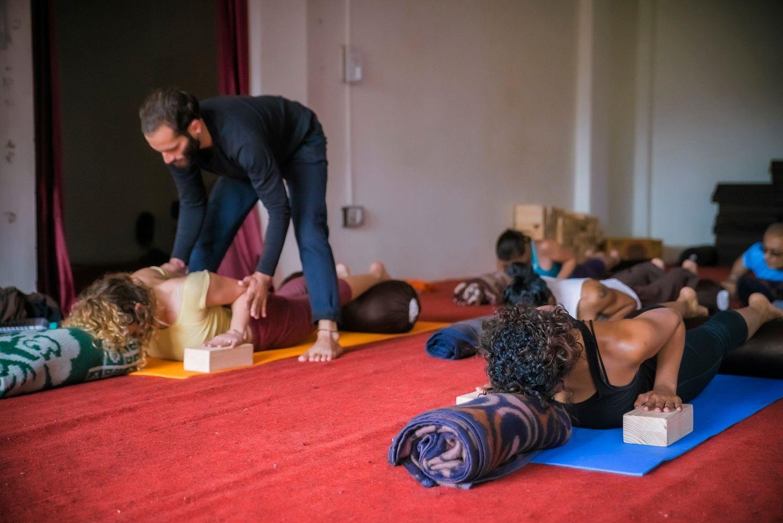 200-Hour Yoga Teacher Training in Dharamsala, India
