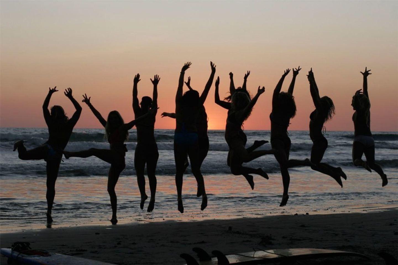 Find Your Fun Women's Yoga Beach Retreat!