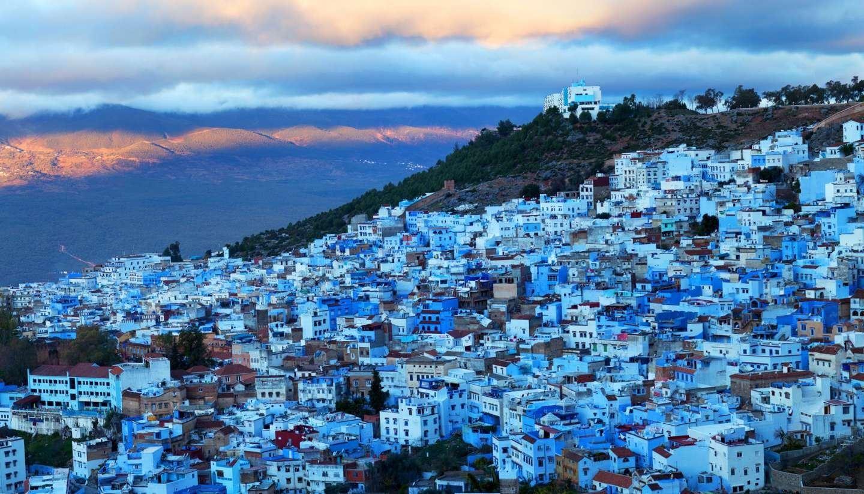 Best of Morocco in 7 days: Marrakesh-Zagoura-Chefchaouen-Fes-Rabat
