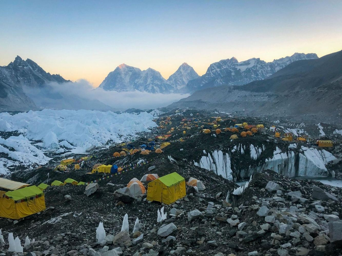 Everest Base Camp Heli Trek – 9 Days