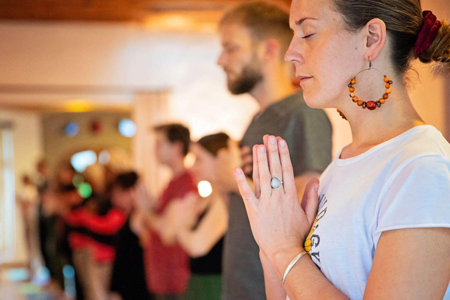 110$ disc: 42 days 300hrs Tantra Yoga Shamanism TT in Ecuador (Oct)