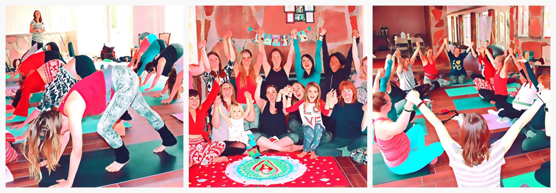 Joshua Tree 7-Day 85 hour Prenatal Yoga Teacher Training Retreat