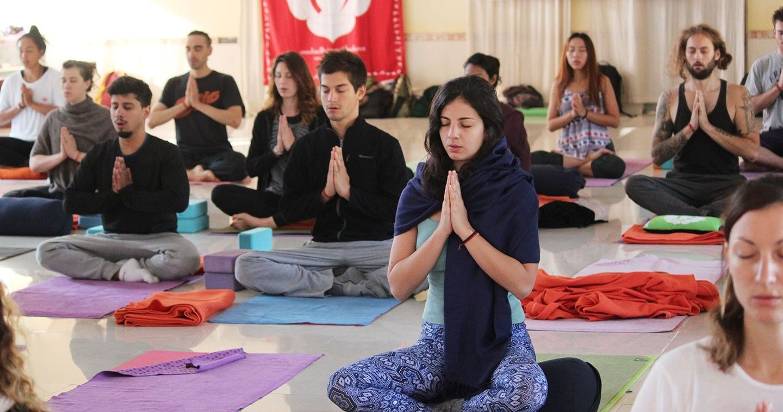 Yoga Teacher Training Course in Rishikesh India