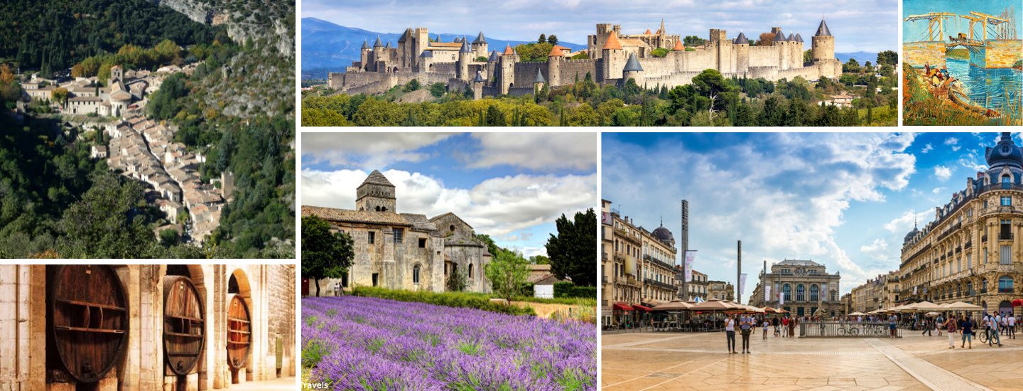 Signature 9 Day South of France Tour May 31st - June 9th, 2022