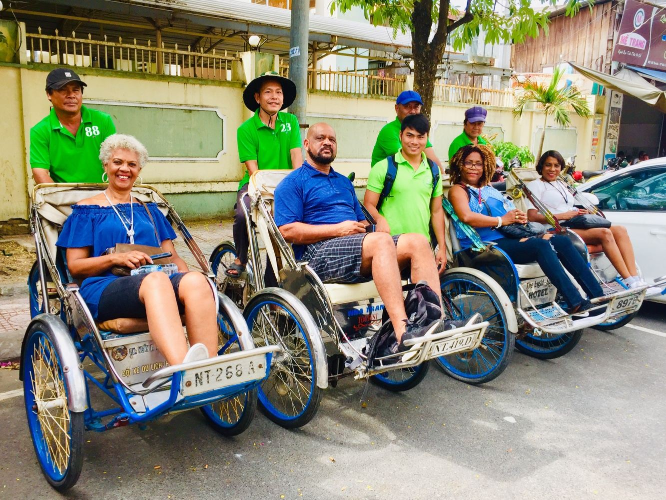 Pedicab City Tour Nha Trang