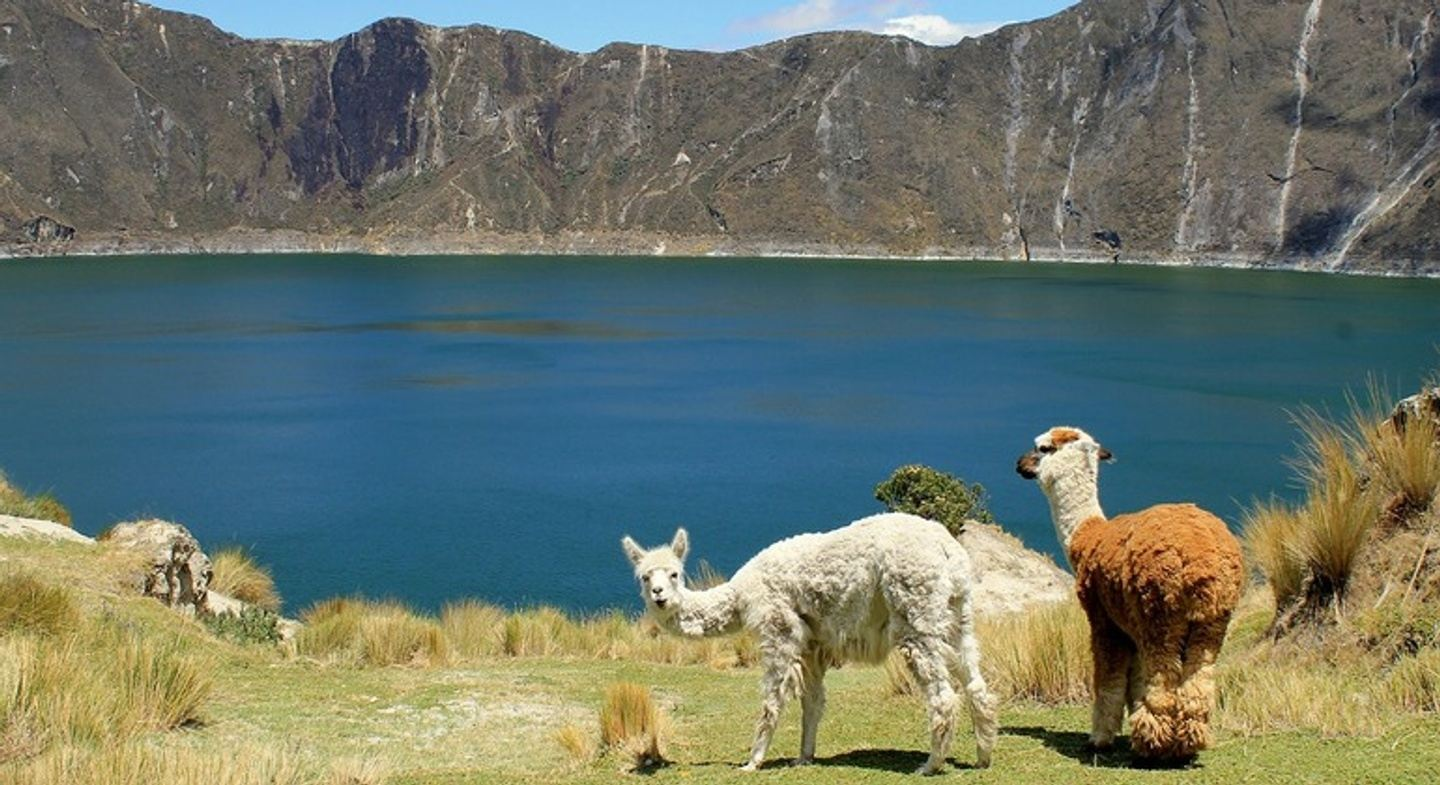 Quilotoa Lagoon Full Day