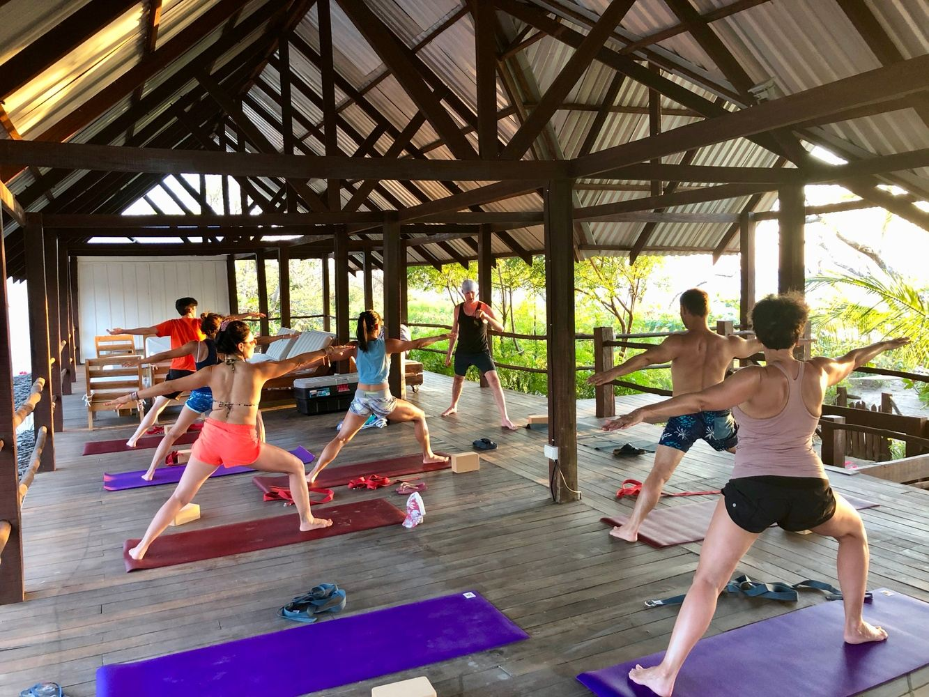 Costa Rica Fitness Retreat
