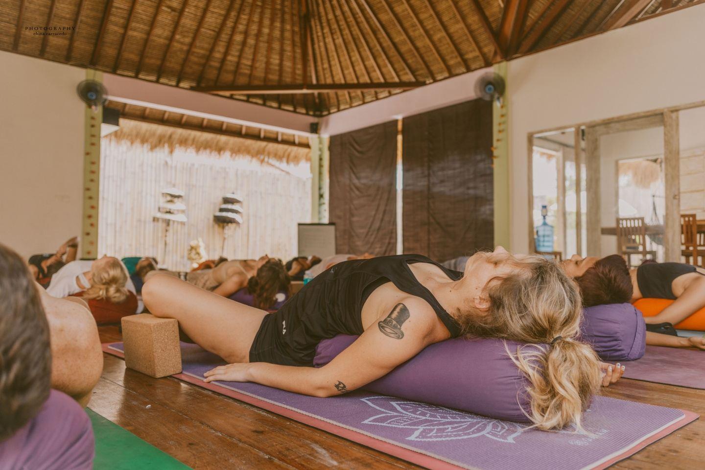 30hr Online Yin Yoga Training Course