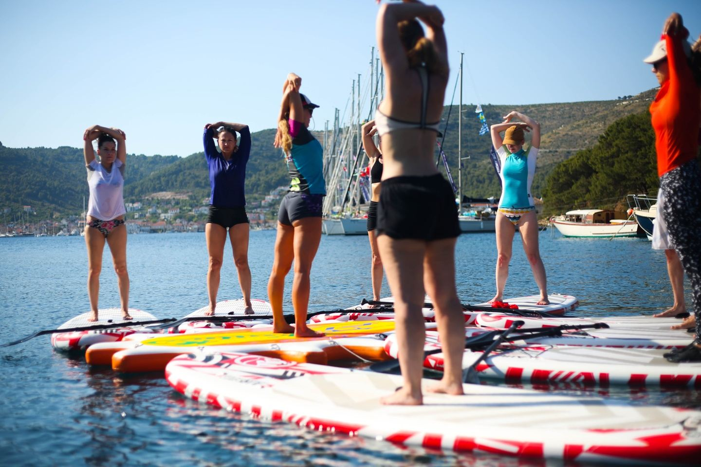 SUP Yoga Retreat - June 6 - 13th