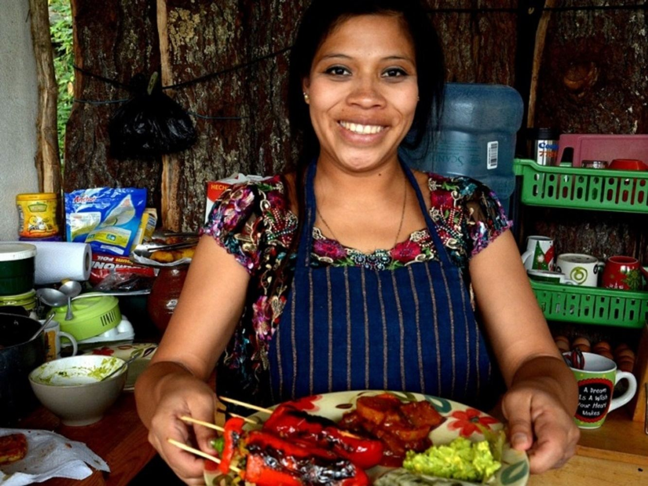 Mayan Kitchen Cooking: An Online Travel Experience to Guatemala