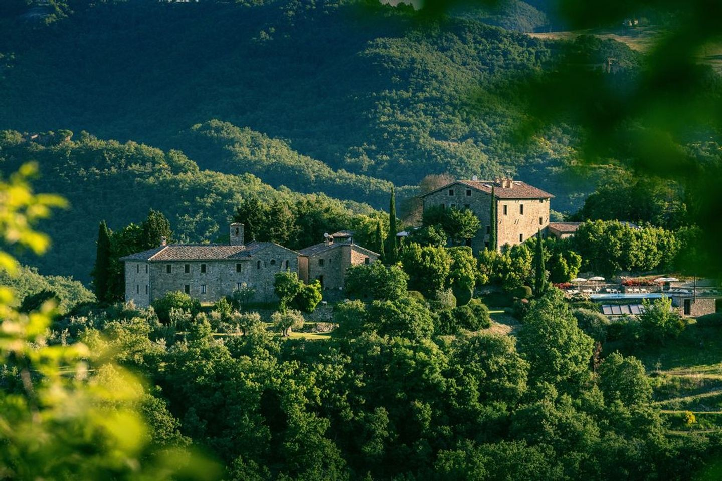Idyllic and Pastoral Yoga Retreat in Umbria, Italy