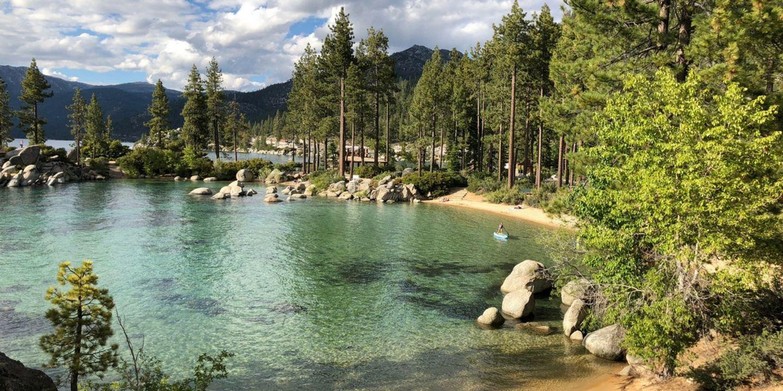 October 2019 Reach Upward Camp Lake Tahoe