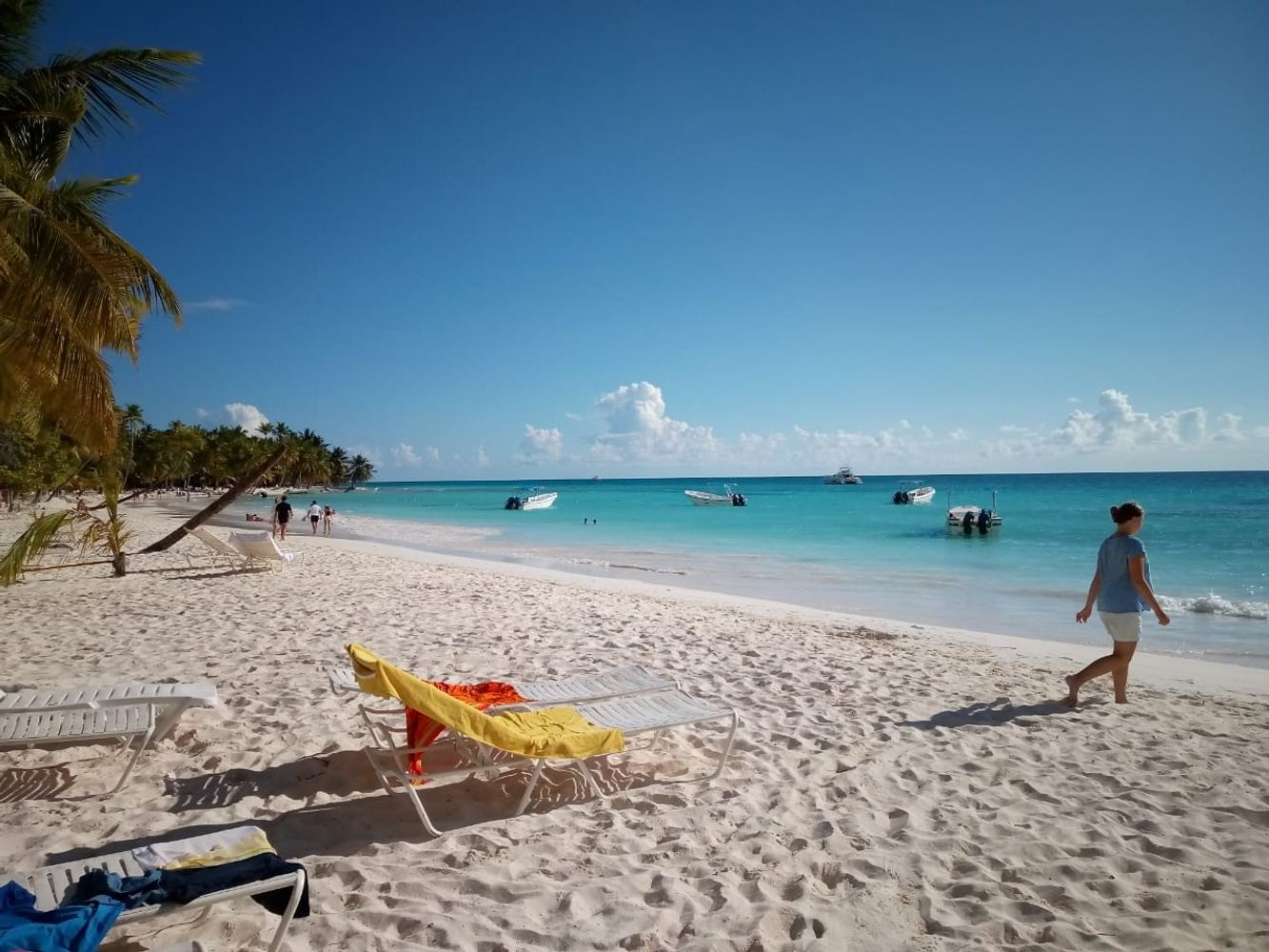 Saona Canto de la Playa