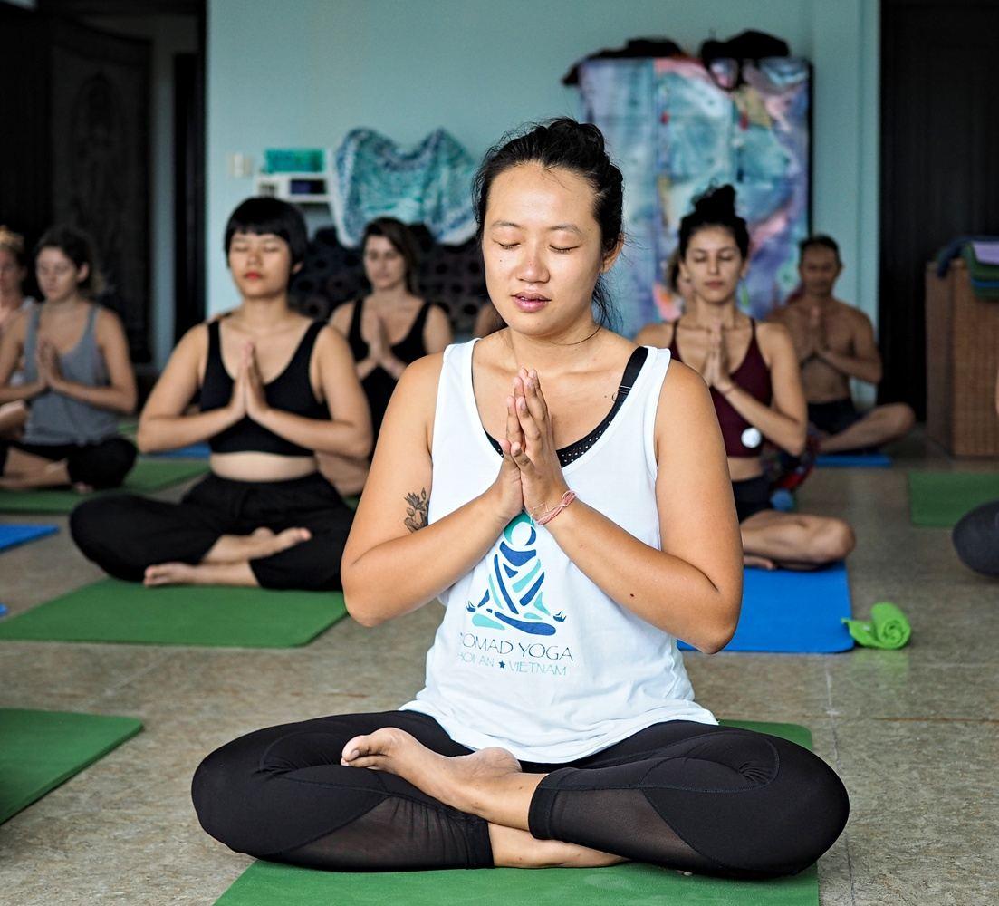 Nomad Yoga 200 hour Teacher Training - January 2019