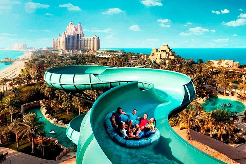 Atlantis the Palm with Aquaventure