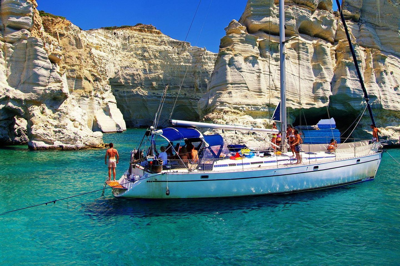 7 islands trip in Greece - week long