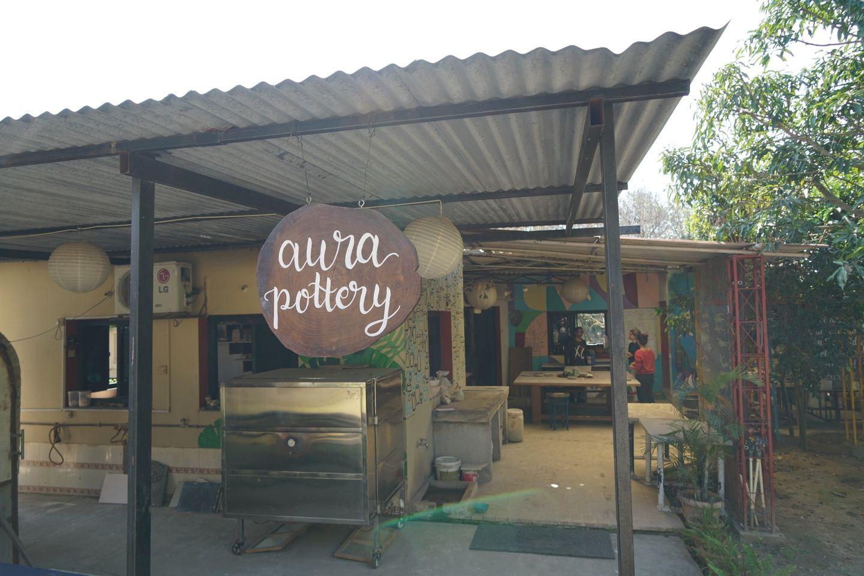 Pottery Retreat