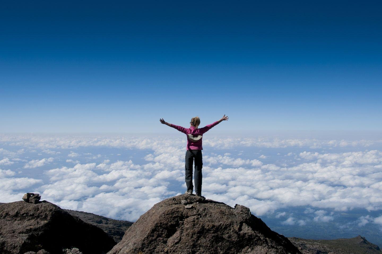 * Climb Mt, Kilimanjaro *