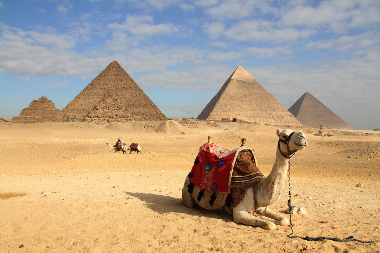 Explore Egypt and Jordan