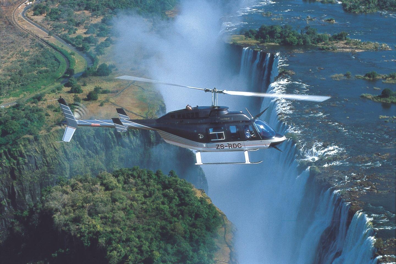 6 DAYS Victoria Falls, Zimbabwe & Chobe (Botswana)
