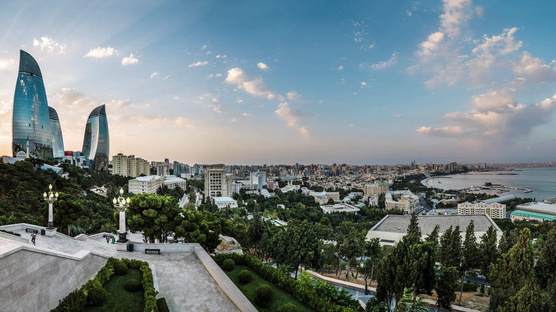 Excursion through Baku