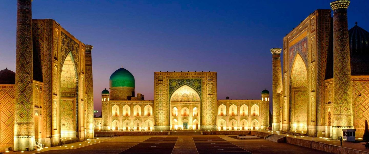 The Best cultural and historical tour in Uzbekistan (8 days 7 nights)