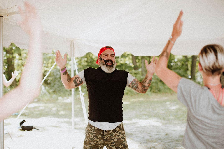 Michael McCarthy's 2020 Northern Michigan Yoga Retreat