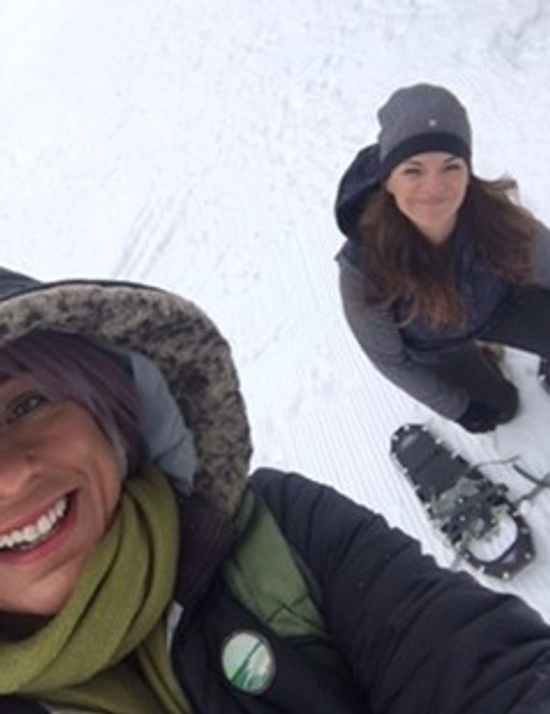 Elevate Your Adventure Snow Shoe Hike