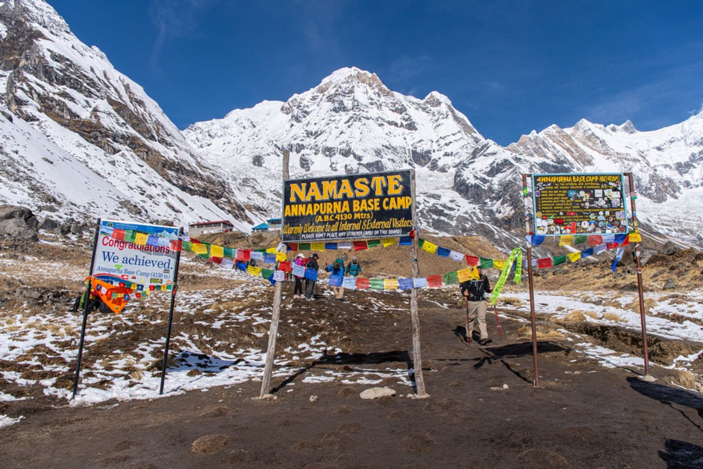Annapurna Base Camp Trek - 14 Days Itinerary | Nepal Trekking Package