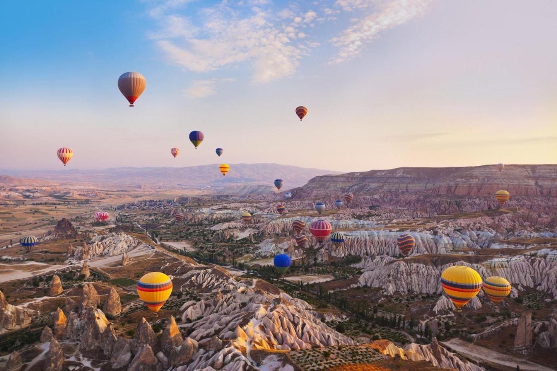 Turkey : Turkish Delight and Everything Nice