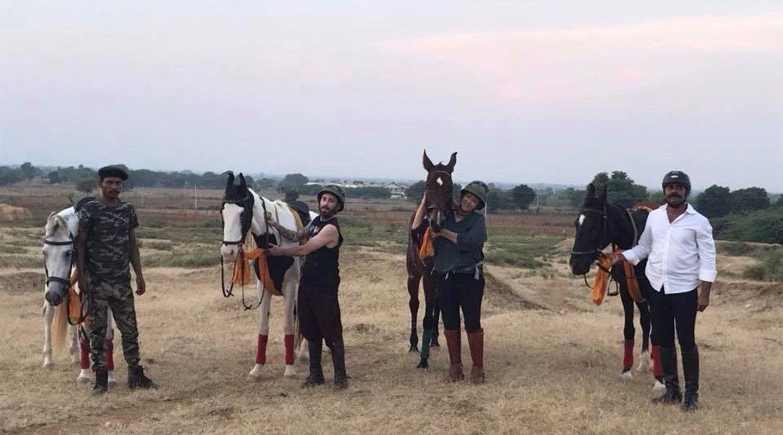 Horse Trekking Across Rajasthan