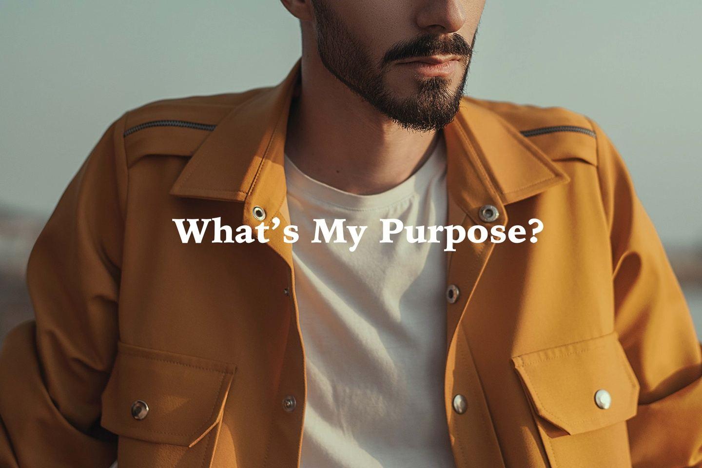 What's My Purpose? | Free Workshop | 21 Nov 2020