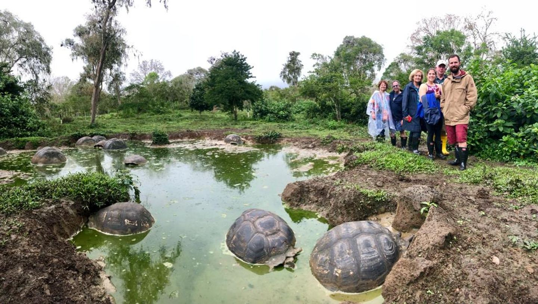 Galapagos Giant Tortoise Experience | Private Tour