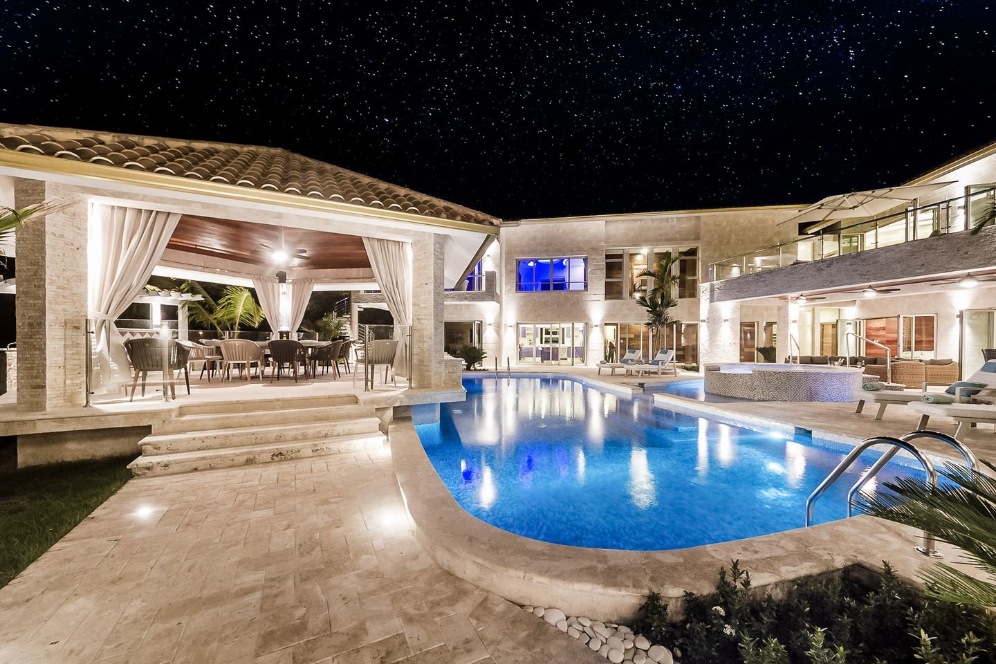 Luxurious Get2Gether in Dominican Republic